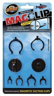 Zoo Med MagClip Magnetic Suction Cups  Aquarium Heater Suction Cups