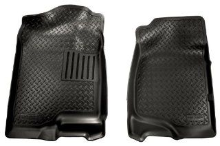 Husky Liners Classic Style Custom Fit Molded Front Floor Liner for Select Chevrolet/Cadillac/GMC Models (Black) Automotive