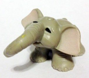 "Fisher Price Elephant PVC 2"" Figure"