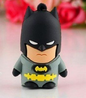 Cartoon Batman Model USB 2.0 Enough Memory Stick Flash Pen Drive 4g P57