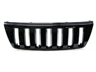 99 04 Jeep Grand Cherokee (Except Laredo Limited Sport) Off Road Style Front Grille Black Automotive