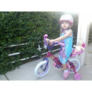 "Disney Princess 12"" Girls Bike  Sports & Outdoors"
