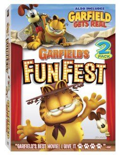 Garfield's Funfest/Garfield Gets Real Garfields Fun Fest, Garfield Gets Real Movies & TV