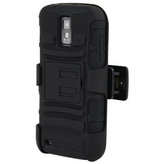 Cell Xcessories Tough Rugged Layered Hybrid Belt Clip Holster Case for Samsung Galaxy S2 SII T989 Hercules Cell Phones & Accessories