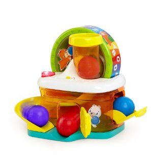 Bright Starts Baby Toy, ABC Hamster House  Push And Pull Baby Toys  Baby