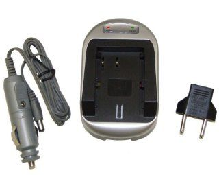 Global Digital Kodak K8000 C Brand New Compatible Travel & Car Battery Charger For Kodak KLIC 8000 Camera & Photo