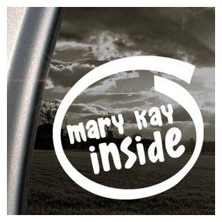 MARY KAY INSIDE Decal Car Truck Bumper Window Sticker   Themed Classroom Displays And Decoration