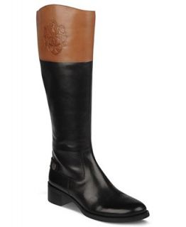 Etienne Aigner Chip Tall Riding Boots   Shoes