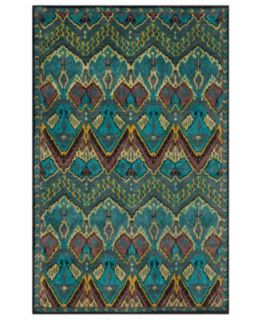 Karastan Area Rug, Studio by Karastan Panache Indonesia Coffee Bean 8 x 10   Rugs