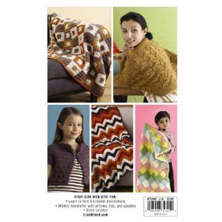Vanna's Choice Color Mix & Match (Leisure Arts #75340) Lion Brand Yarn 9781574863833 Books