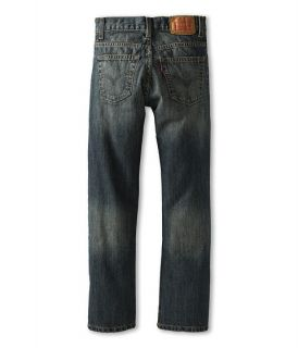 Levis Kids Boys 505 Regular Fit Jean Slim Big Kids Roadie