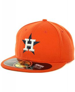 New Era Houston Astros Authentic Collection 59FIFTY Hat   Sports Fan Shop By Lids   Men
