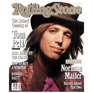 Rolling Stone Magazine # 610 August 8 1991 Tom Petty (Single Back Issue) Rolling Stone Books