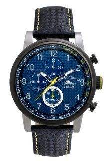 Tommy Bahama RELAX Men's RLX1197 Grand Prix Dive Chronograph Blue Tachymeter Watch at  Men's Watch store.