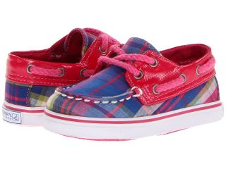 Sperry Top Sider Kids Bahama Crib Girls Shoes (Multi)