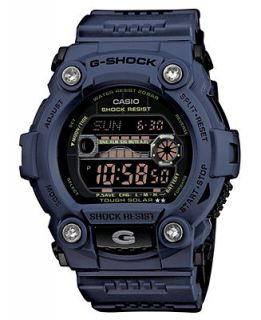 G Shock Mens Digital Navy Resin Strap Watch 53x50mm GR7900NV 2   Watches   Jewelry & Watches