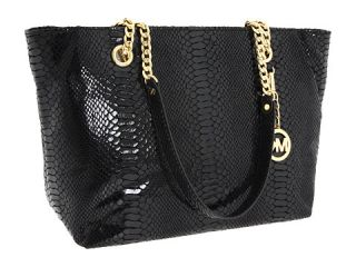 Michael Michael Kors Jet Set Chain Large Chain East West Tote
