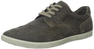 ECCO Men's Collin Wing Tip Fashion Sneaker Oxfords Shoes Shoes