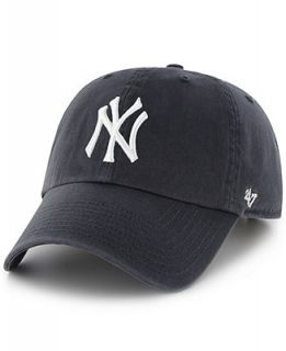 47 Brand Hat, New York Yankees Baseball Cap   Sports Fan Shop By Lids   Men