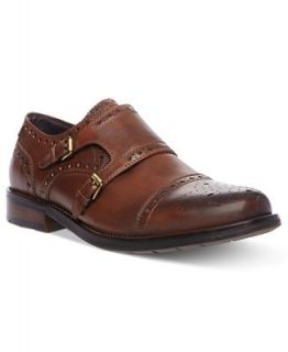 Steve Madden Mens Shoes, Exec Monk Strap Shoes   Shoes   Men