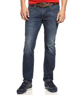 Armani Jeans Slim Fit Denim, Medium Wash   Jeans   Men