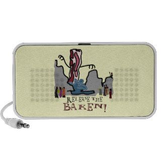 Release the Baken Notebook Speaker