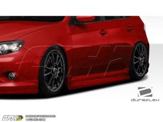 2008 2012 Subaru Impreza 2008 2010 WRX Duraflex C Speed Side Skirts Rocker Panels   2 Piece Automotive