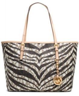 MICHAEL Michael Kors Jet Set Travel Small Stud Tote   Handbags & Accessories