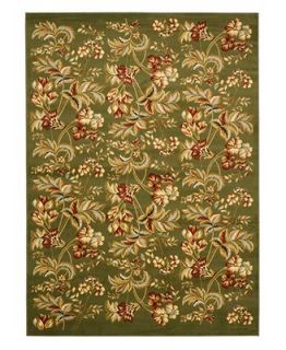 MANUFACTURERS CLOSEOUT Safavieh Area Rug, Lyndhurst LNH326 Sage 9 x 12   Rugs