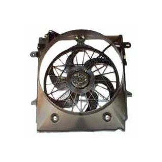 TYC 621550 Ford Ranger Replacement Radiator/Condenser Cooling Fan Assembly Automotive