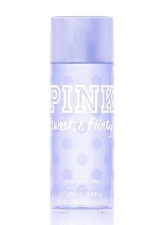 Victoria Secret Pink Sweet & Flirty Body Mist  Bath And Shower Spray Fragrances  Beauty