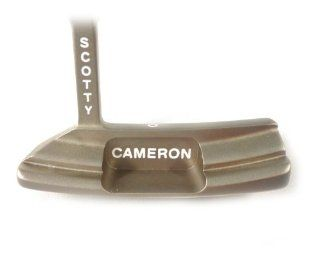 "Titleist Scotty Cameron Custom Shop Circa 62 Model No. 3 35"" Putter  Golf Putters  Sports & Outdoors"