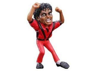 "King of Pop Vinyl Figure Michael Jackson ""Thriller"" (Normal Version) Toys & Games"