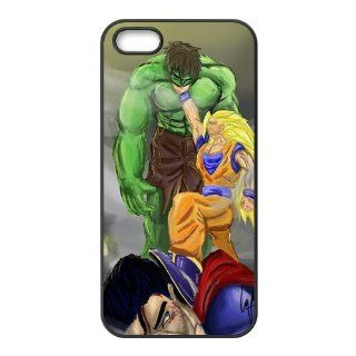 DIY Style Stylish Design Cases Hulk for iPhone 5 (TPU) DIY Style 156 Cell Phones & Accessories