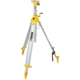 Johnson Level & Tool Heavy-Duty Elevating Tripod, Model# 40-6330  Tripods   Accessories