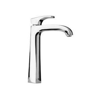 YOW  Lady Single Hole 1 Handle High Arc Bathroom Vessel Faucet In Chrome LATOSCANA Faucet   Heating Vents