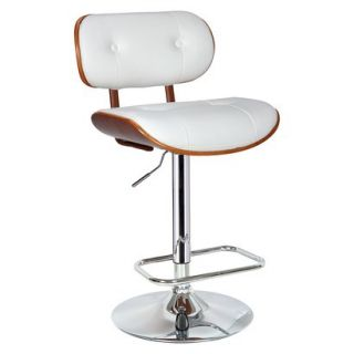 Boraam Industries Smuk Adjustable Swivel Stool