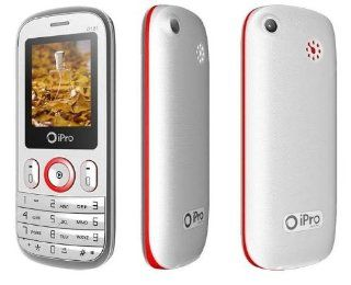 DUAL SIM QUAD BAND  MP4 UNLOCKED GSM CELL PHONE i3181 WHITE Cell Phones & Accessories