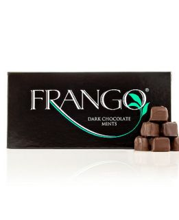 Frango Chocolates, 45 Pc. Dark Mint Box of Chocolates   Gourmet Food & Gifts   For The Home
