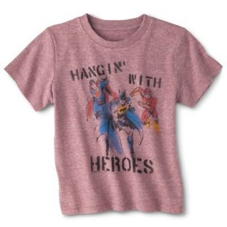 DC Comics™ Infant Toddler Boys Short Sleeve Sup