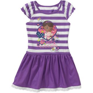 Disney Doc McStuffins Baby Toddler Girls Tee Shirt Dress Baby Clothing