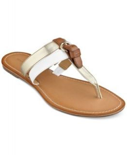 Tommy Hilfiger Womens Liz Thong Sandals   Shoes