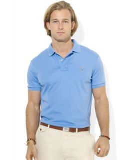 Polo Ralph Lauren Striped Pima Soft Touch Polo   Polos   Men