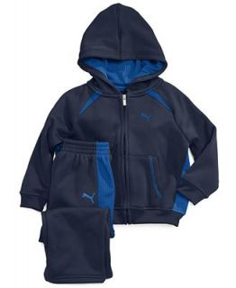 Puma Kids Set, Little Boys 2 Piece Hoodie and Pants Set   Kids