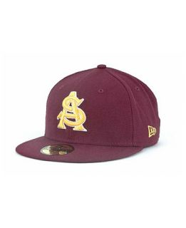 New Era Arizona State Sun Devils 59FIFTY Cap   Sports Fan Shop By Lids   Men