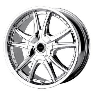 "American Racing Alert AR607 Chrome Wheel (15x7""/5x108mm) Automotive"