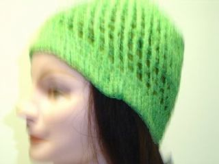 Cp107sl, Hand Crocheted Space Dyed Lime Gimp Skull Cap for Men, Women and Teens at  Men�s Clothing store