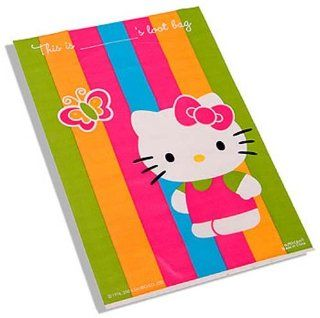 Hello Kitty Plastic Loot Bags Toys & Games