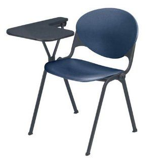 Plastic Heavy Duty Student Chair with Tablet Arm  Stacking Chairs