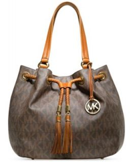 MICHAEL Michael Kors Jet Set Item Marina Large Gathered Tote   Handbags & Accessories